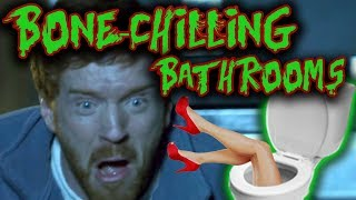 Terror in the Toilet: Reviewing Scary Bathrooms in Film & Video Games