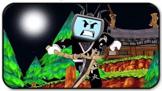 Who Needs A Sword When You Have A Bone Scythe - Roblox Ninja Assassin