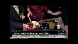 Healthy Soup with Beans and Greens (KARE 11)
