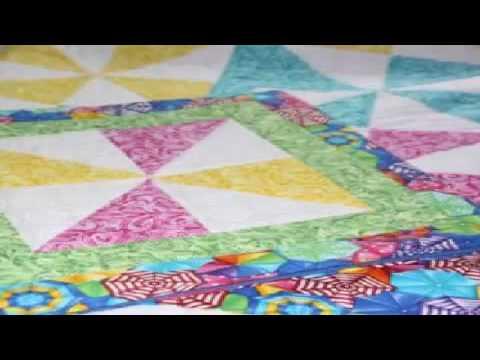 double pinwheel quilt block easy quilting patterns - YouTube : double pinwheel quilt - Adamdwight.com