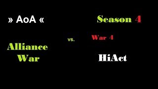 S4 W4 » AoA « vs. HiAct - Alliance War - Marvel Contest of Champions