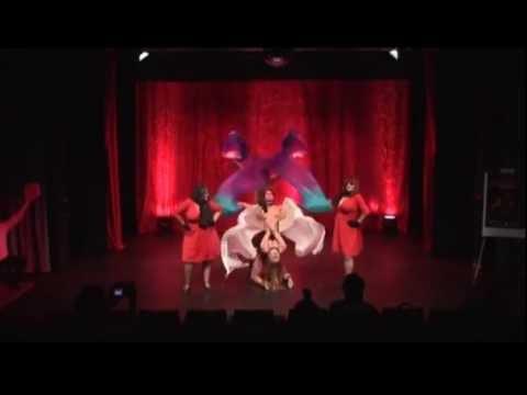 """""""Cabaret Shangai"""", en el Teatro del Mercado, todos los Pilares"""