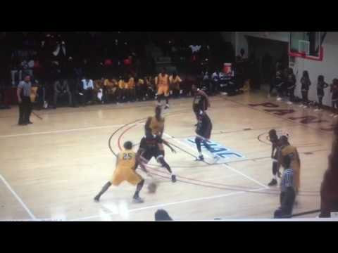 Chris Spencer's Benedict College highlights