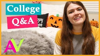 COLLEGE UNiVERSiTY Q&A Do I Have A Boyfriend? / Aud Vlogs