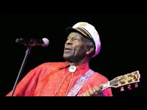 Rock 'n' roll legend Chuck Berry dead at 90