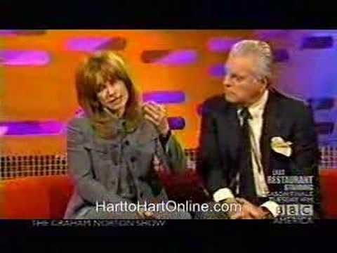 Robert Wagner and Stefanie Powers Appearance 2008