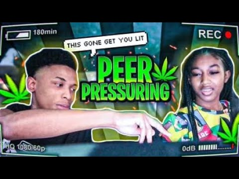 Download PEER PRESSURING MY LITTLE COUSIN TEE TEE  TO HIT THE 🍃 TO SEE IF SHE DO IT👀