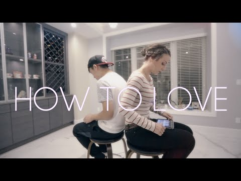 HOW TO LOVE - Cash Cash ft. Sofia Reyes - TSP iPad Music Cover (ft. Nikita Afonso & Randy C)