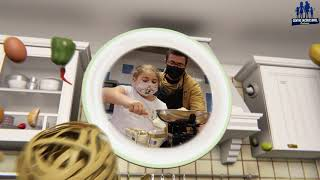 Atelier cuisine enfants - Crumble
