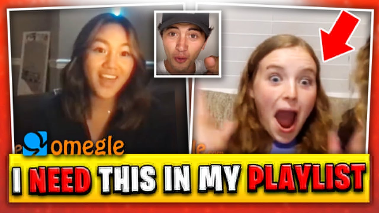 Singing for Strangers on Omegle with Piano Epic Omegle Reactions *its on Spotify!