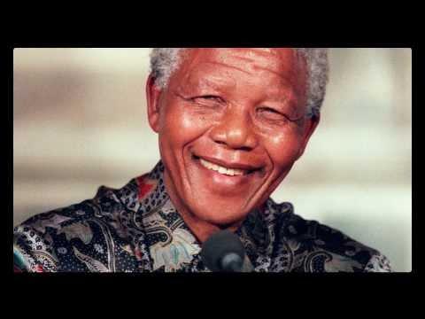 NELSON MANDELA 9000 DAYS SONG