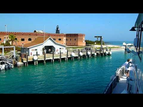 Dry Tortugas Fort Jefferson National Park