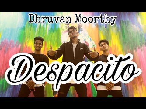 DESPACITO dance  - Dhruvan Moorthy HINDI VERSION  || YOGESH DHURANDHAR || Dance Choreography