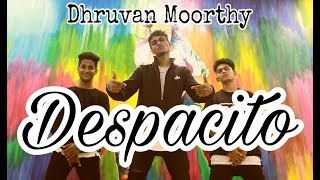 DESPACITO dance  - Dhruvan Moorthy HINDI VERSION  || YOGESH DHURANDHAR || Dance Choreography
