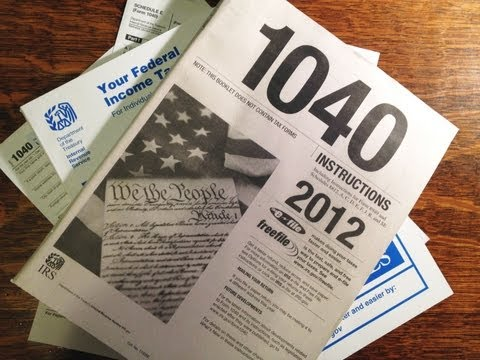 How To Get IRS Tax Forms