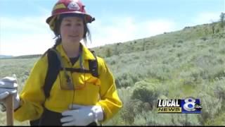 BLM Firefighters Train for Fire Season