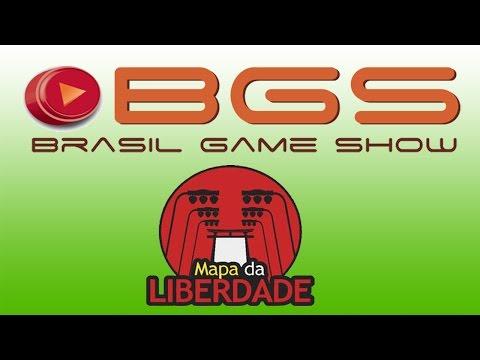 #BGS2014 - Rolê de Youtubers na Liberdade