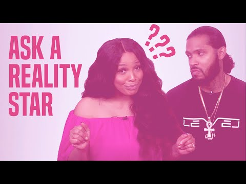 Black Ink Crew Chicago Stars Charmaine and Ryan Answer Your Tattoo Questions | Ask A Reality Star
