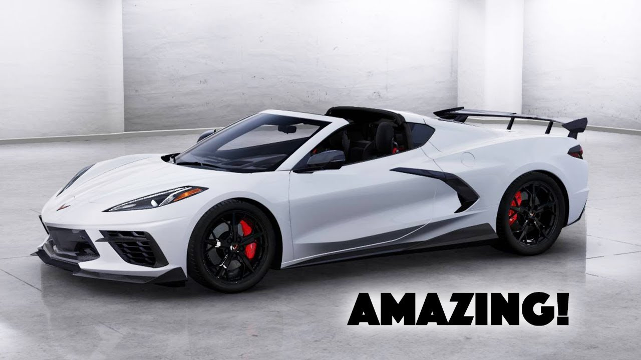 New Corvette 2020.We Bought The New 2020 Mid Engine Corvette