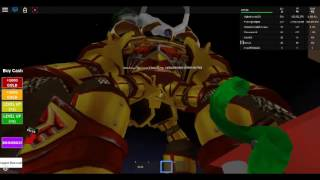 Roblox Fight The Monsters Part 1 Level 1-82