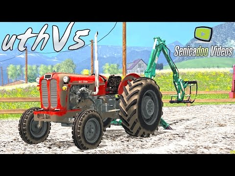 Manure, ploughing, cultivating, seeding in UTHv5 [Dolenjska]