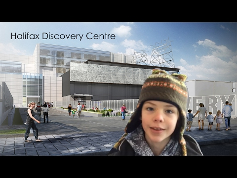 Awesome NEW Discovery Centre- Halifax