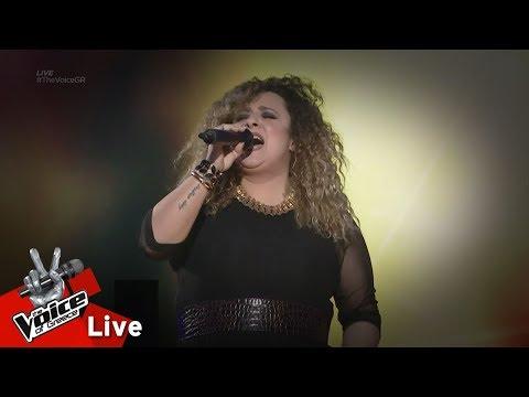 Ειρήνη Καλαμαράκη - I Will Always Love You  2o   The Voice of Greece