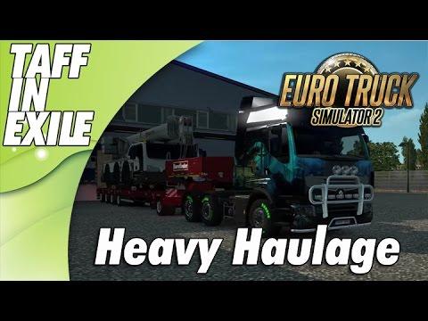 ETS2 | 97 | Heavy Haulage DLC