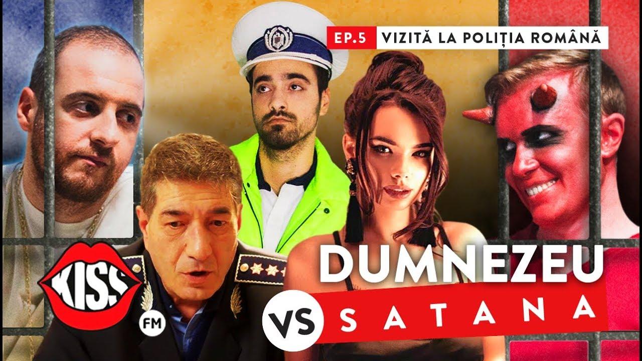 DUMNEZEU vs SATANA (Ep.5): Vizita la Politia Romana