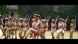 Arun Chakravarthy IPS - Independence Day Parade, Mangalore 2018