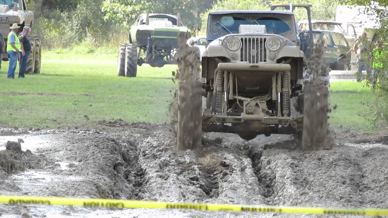 Mud jeep games