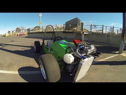 Victorian Motorkhana Champs, Bendigo #VMC6