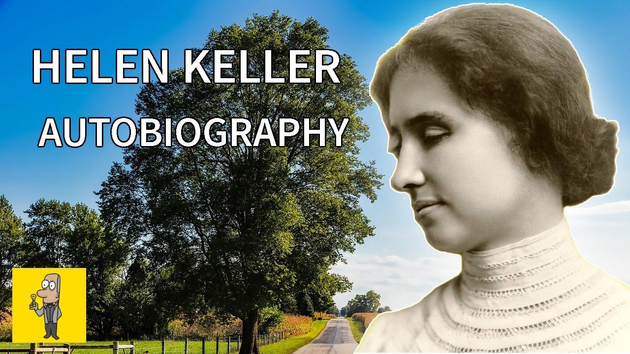 Helen keller book report