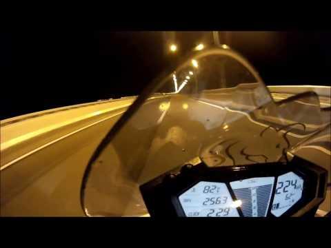 Kawasaki Z800 Top Speed