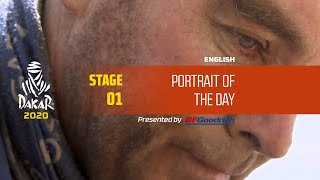 Dakar 2020 - Stage 1 - Portrait of the day