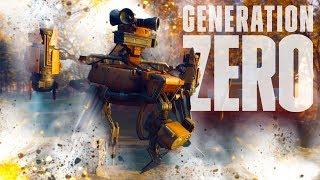 ДОРОГА НА ЕБОХОЛЬМЕН ЂЂЂ Generation Zero 1
