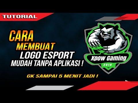 Cara Membuat Logo Esports Keren & Gampang Di Android | Esports Logo Maker.
