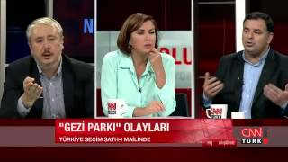 'AKP yüzde 50 ise mesleği bırakırım'