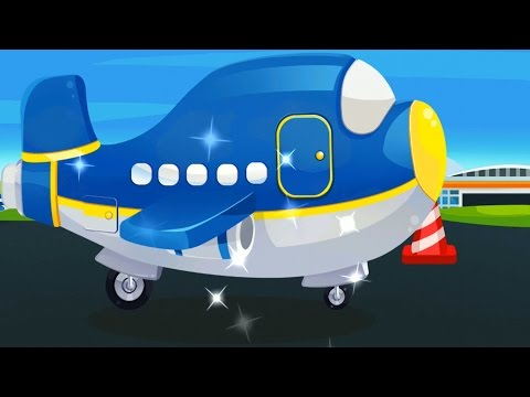 Candy's Airport - Android gameplay Apps free kids best TOP TV film video children