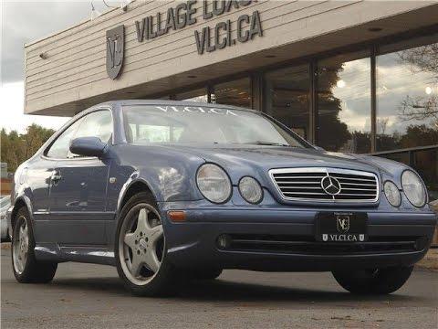 1999 Mercedes Benz Clk430 In Review Village Luxury Cars