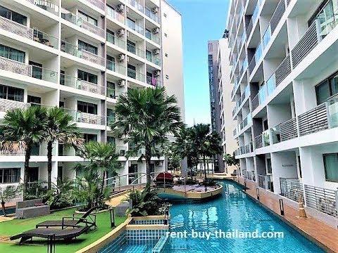 Laguna Beach Resort 1 Pattaya -for Sale Or Rent
