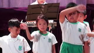 Publication Date: 2018-07-23 | Video Title: 20180525  綜合藝術匯演_循小合唱團表演