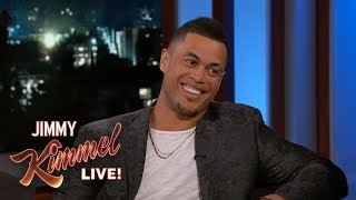 Giancarlo Stanton on Huge Contract, the Dodgers & the World Series