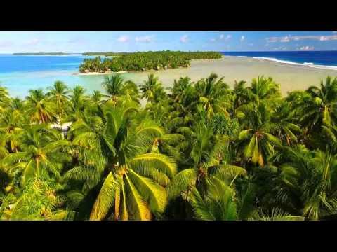 Silversea cruise in Kapingamarangi Atoll , Federated States of Micronesia
