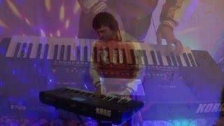 игра на синтезаторе НАТАЛИ БОЖЕ КАКОЙ МУЖЧИНА!!!7