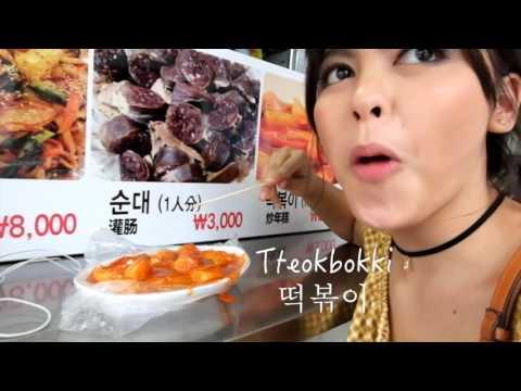 travel diary : SOUTH KOREA TRIP 2016 | (oi & Bian) Part 1