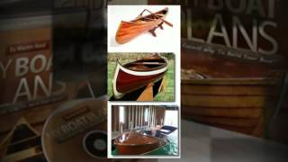 Wooden Boats - Boat Plans Product Review