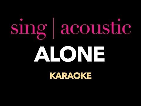 Alan Walker - Alone (Karaoke/ Instrumental)