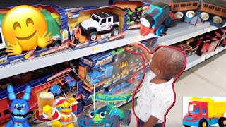 TAKING MY SON ON A SHOPPING SPREE