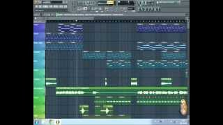 Calvin Harris feat Elle Goulding - I Need Your Love ( Drop Loy FL Studio Remake)